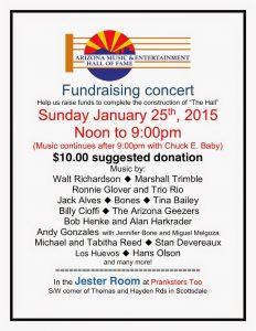 1-25-15 Fundraiser