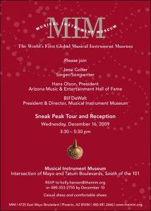 MIM invitation